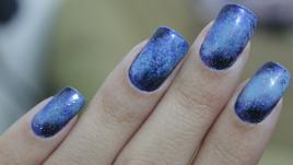 Цялата Галактика върху ноктите