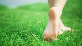 Зелено удоволствие за краката
