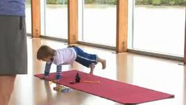 Най-малкият йога учител