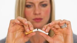 Спри да пушиш и дебелей стремително