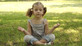 Медитация за най-малките