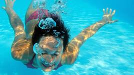 Тълкуване на сънищата: под водата