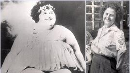 Жената, която отслабна с 200 килограма за година