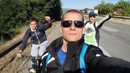 С колело от София до Бургас за 1 ден