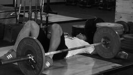 Да припаднеш по време на тренировка