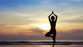 Йога: най-добрата грижа за кожата