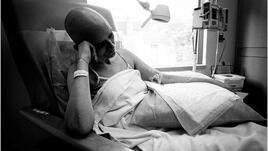 Борбата с рак през очите на любимия човек