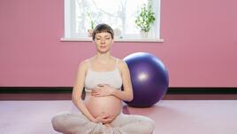 Лесна медитация за бъдещи майки