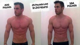Как да отслабнем с 11 килограма за 1 ден