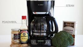 Как да сготвим в кафемашината