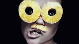 О, да! Свежи плодове по лицето
