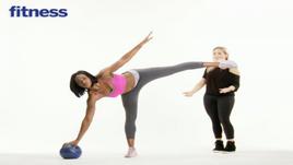 Упражнението, което ще тества умението ви да пазите баланс