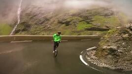 Луд кара колело наопаки