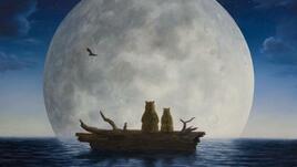 Успокояващият свят на рисуваните мечоци