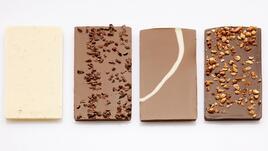 Ммм.... домашният шоколад е луксозен
