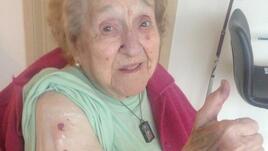 Да отпразнуваш 103-тия си рожден ден в казиното и с татуировка