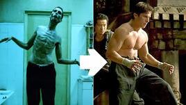 Тайната на петте най-внушителни холивудски трансформации