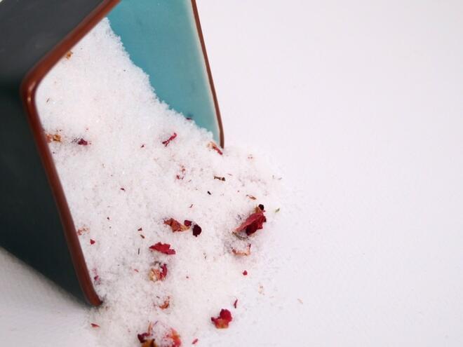 Джинджифилови соли за вана