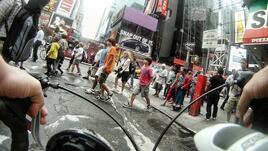 Ню Йорк от гледната точка на един колоездач