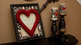 Най-любовните свещи за Свети Валентин