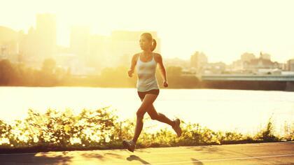 Бягането намалява риска от сърдечен удар