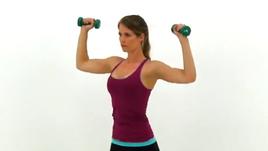 6 упражнения за ръце, които дамите трябва да правят
