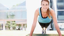 Тренировка за гърди само за дами