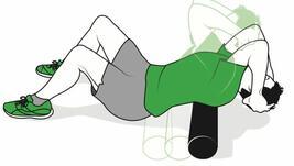Фоумролер тренировка за цялото тяло