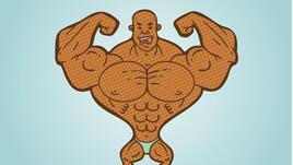 Рецепта за мускули
