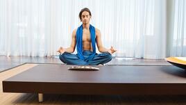 Йога тренировка за начинаещи