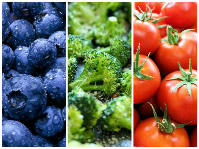 10-те най-здравословни продукта