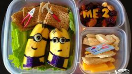 Вкусен, красив и шарен обяд