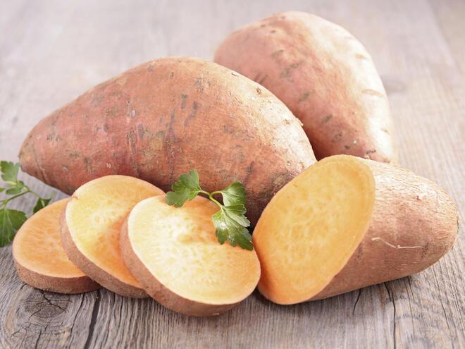 Батати - Сладки картофи с много ползи