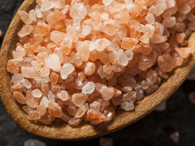 Хималайска сол - здраве от планината!