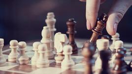 Шахът е убиец на болестта Алцхаймер