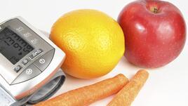 Диета за балансиране на кръвното налягане