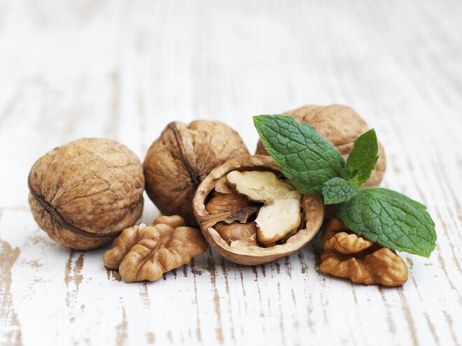 Орехова рецепта срещу остеопороза