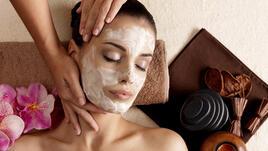 Пилинг маска за лице