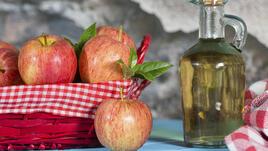 5 странични ефекта от ябълковия оцет