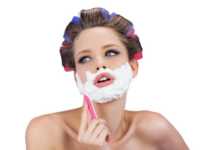 Обръснете бръчките - нова мода в красотата за жени!