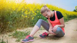 Спрете болките в коленете и ставите