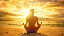 Балансирайте хормоните с йога