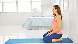 3 йога пози за по-добър сън