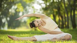 Отслабвайте с йога