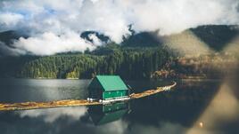 Завладяващи природни пейзажи