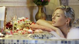 Вземете ароматна вана при мускулни и ставни болки