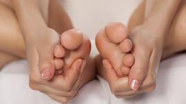 Подарете масаж на краката си!