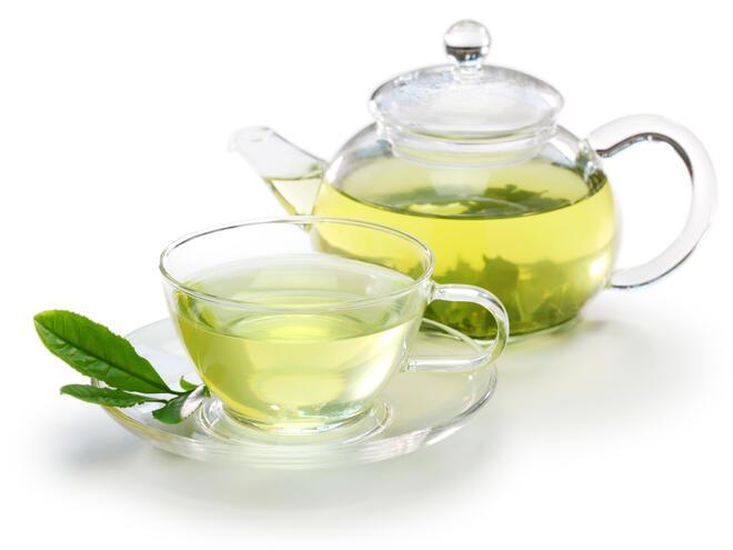 5 причини да пиете зелен чай