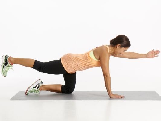 5 упражнения за укрепване мускулите на гърба