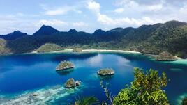 Екзотиката на Индонезия